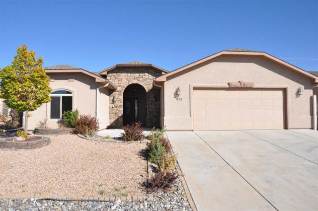 1026 Echo Canyon Street, Fruita, CO 81521 (MLS #20175356) :: CapRock Real Estate, LLC