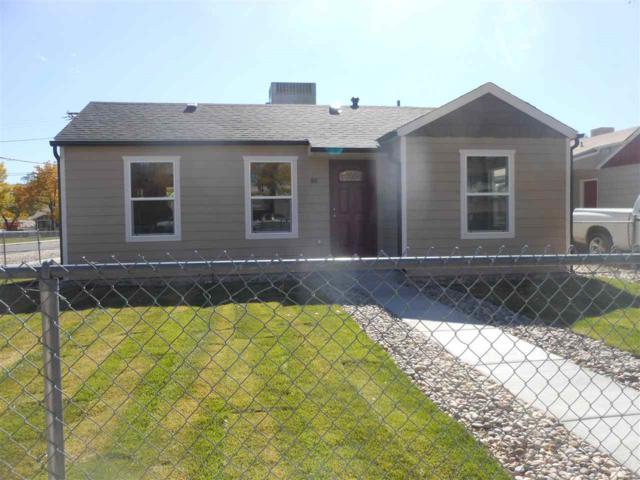 1061 Teller Avenue, Grand Junction, CO 81501 (MLS #20175363) :: Keller Williams CO West / Mountain Coast Group