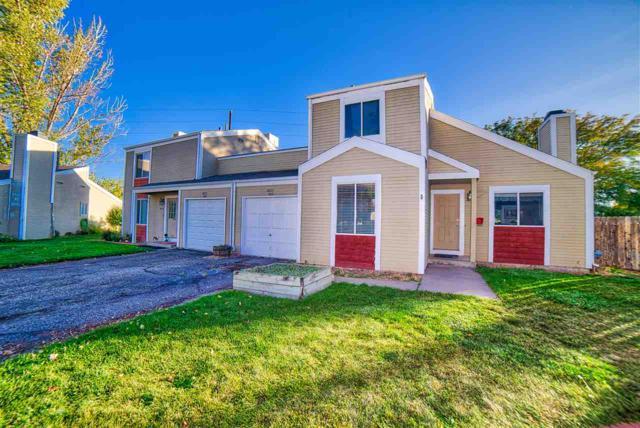 2825 Quincy Lane #5, Grand Junction, CO 81503 (MLS #20175373) :: CapRock Real Estate, LLC