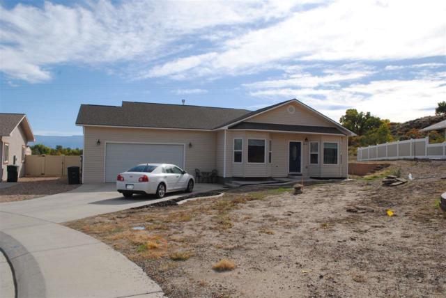 264 Gettysburg Street, Grand Junction, CO 81503 (MLS #20175374) :: CapRock Real Estate, LLC