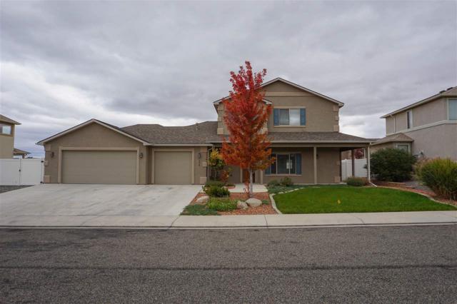 176 Winter Hawk Drive, Grand Junction, CO 81503 (MLS #20175393) :: CapRock Real Estate, LLC