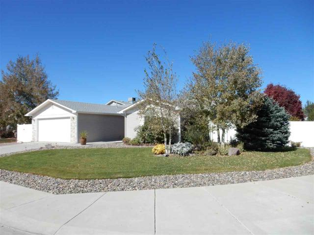 645 Longs Peaks Drive, Grand Junction, CO 81504 (MLS #20175403) :: CapRock Real Estate, LLC