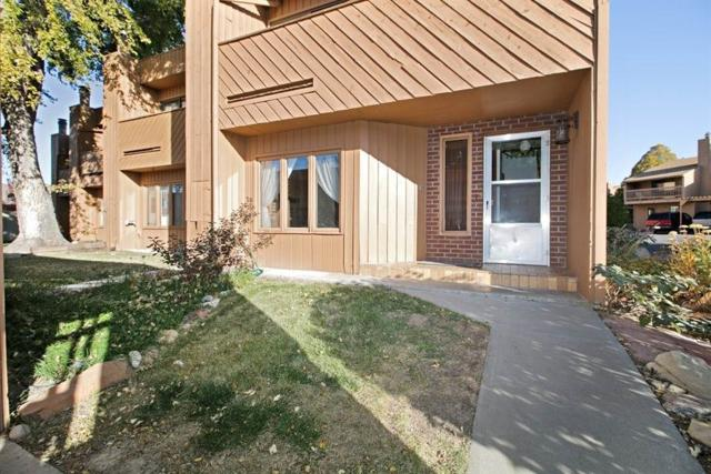 575 28 1/2 Road #44, Grand Junction, CO 81501 (MLS #20175411) :: Keller Williams CO West / Mountain Coast Group