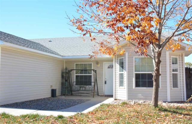 483 Jaquette Lane, Grand Junction, CO 81504 (MLS #20175424) :: The Christi Reece Group
