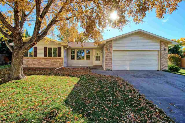 2718 Caribbean Drive, Grand Junction, CO 81506 (MLS #20175438) :: The Christi Reece Group
