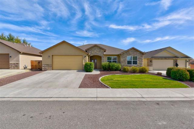 3164 Cross Canyon Lane, Grand Junction, CO 81504 (MLS #20175456) :: The Christi Reece Group