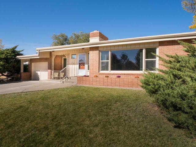 1639 W Sherwood Drive, Grand Junction, CO 81501 (MLS #20175458) :: Keller Williams CO West / Mountain Coast Group