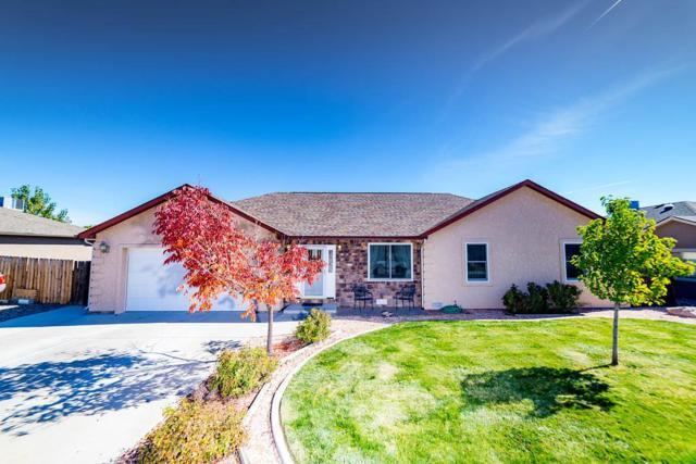 384 Ylang Street, Grand Junction, CO 81501 (MLS #20175462) :: The Christi Reece Group