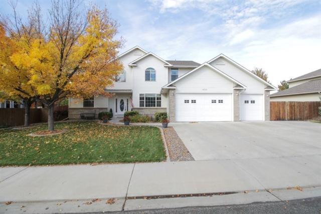 633 Tamarron Drive, Grand Junction, CO 81506 (MLS #20175467) :: The Christi Reece Group
