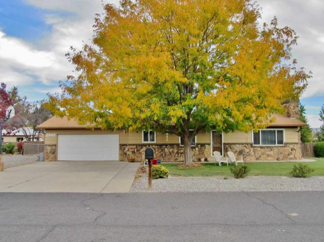 2940 Shelley Drive, Grand Junction, CO 81503 (MLS #20175484) :: Keller Williams CO West / Mountain Coast Group