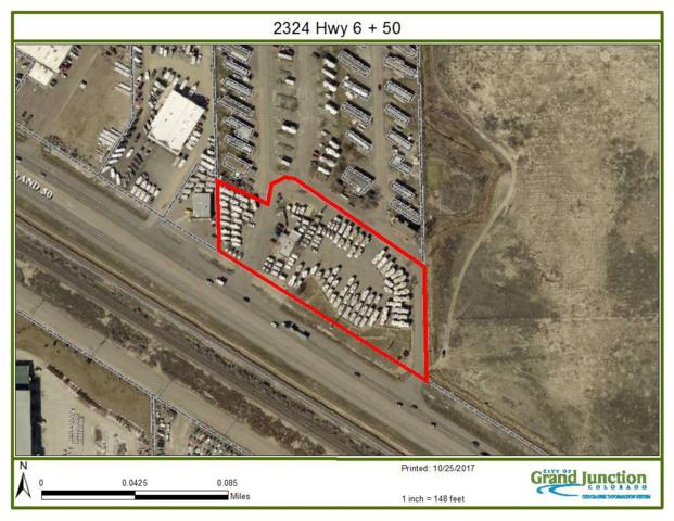 2324 Highway 6&50, Grand Junction, CO 81505 (MLS #20175550) :: The Christi Reece Group