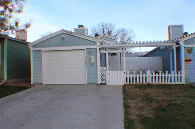 492 Green Acres Street B, Clifton, CO 81520 (MLS #20175560) :: The Grand Junction Group