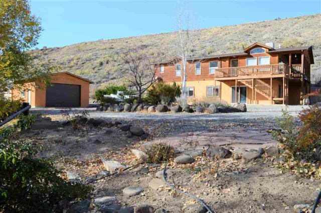 250 Divide Road, Whitewater, CO 81527 (MLS #20175687) :: The Grand Junction Group