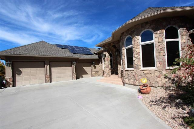 549 Pinnacle Court, Grand Junction, CO 81507 (MLS #20175764) :: The Christi Reece Group