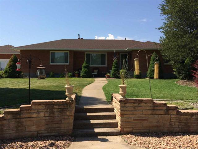 207 Alcove Drive, Grand Junction, CO 81507 (MLS #20175796) :: The Christi Reece Group