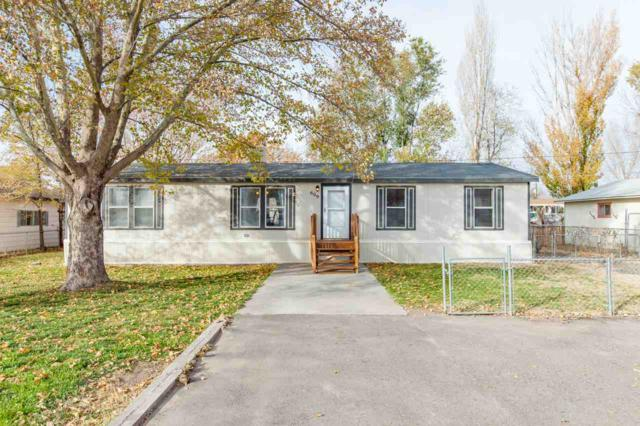 609 Americana Drive, Grand Junction, CO 81504 (MLS #20175818) :: The Christi Reece Group