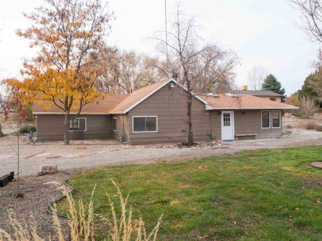 739 27 Road, Grand Junction, CO 81506 (MLS #20175821) :: The Christi Reece Group