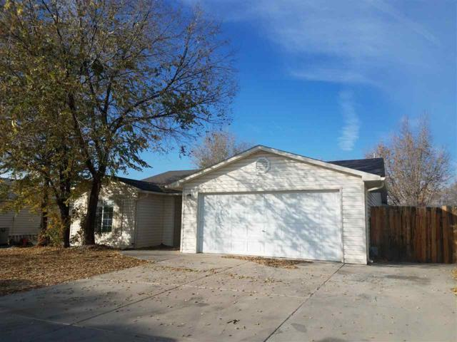 269 E Hanover Circle, Grand Junction, CO 81503 (MLS #20175858) :: The Christi Reece Group