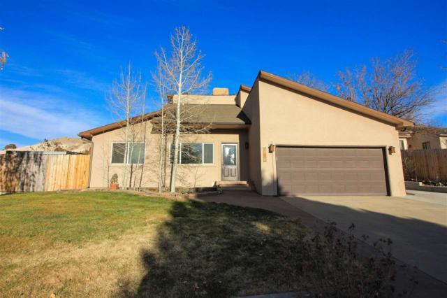 2396 Ridgeway Court, Grand Junction, CO 81507 (MLS #20175878) :: The Christi Reece Group