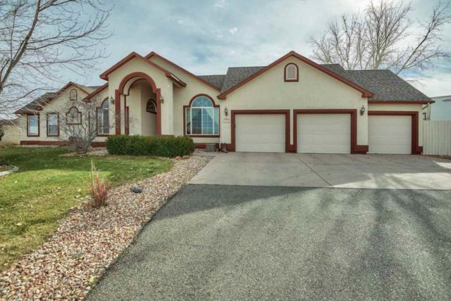 252 Red Rim Drive, Grand Junction, CO 81507 (MLS #20175884) :: The Christi Reece Group