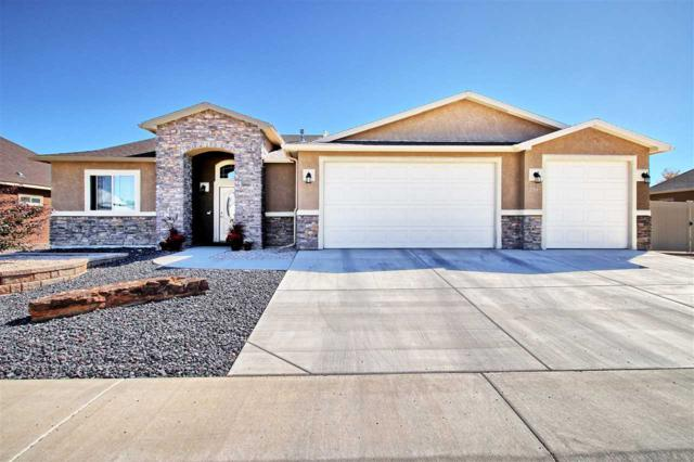 294 Marie Street, Grand Junction, CO 81503 (MLS #20175897) :: The Christi Reece Group