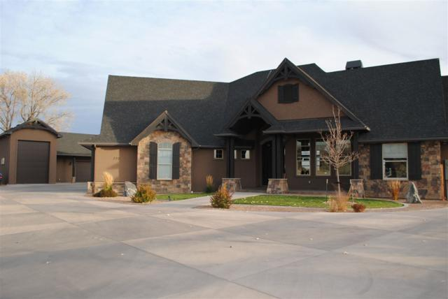 772 24 1/4 Road, Grand Junction, CO 81505 (MLS #20175898) :: The Christi Reece Group