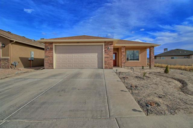 432 Donogal Drive B, Grand Junction, CO 81504 (MLS #20175960) :: CapRock Real Estate, LLC