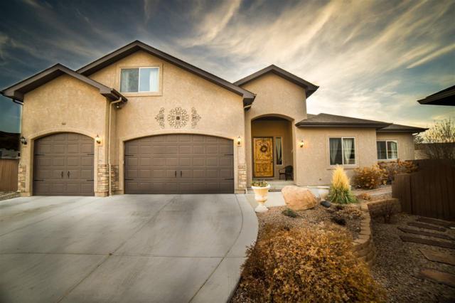 501 Swan Lane, Grand Junction, CO 81507 (MLS #20175965) :: CapRock Real Estate, LLC