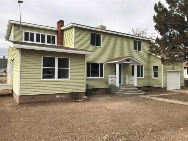 1661 Dolores Street, Grand Junction, CO 81503 (MLS #20176001) :: The Grand Junction Group