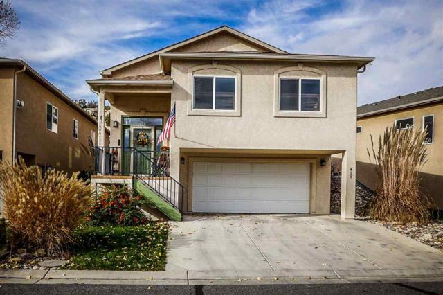 401 Rockwood Lane, Grand Junction, CO 81507 (MLS #20176091) :: CapRock Real Estate, LLC