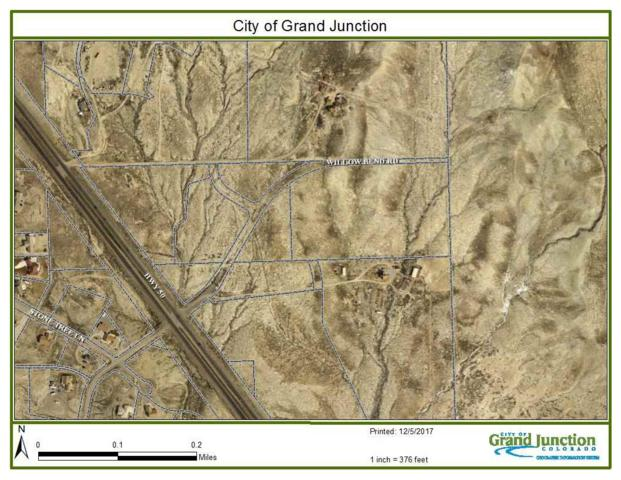 TBD E Willow Bend Road, Whitewater, CO 81527 (MLS #20176121) :: The Grand Junction Group