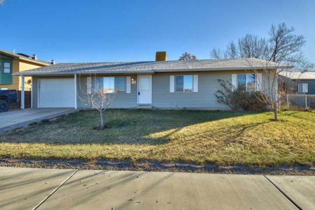 536 S Mesa Street, Fruita, CO 81521 (MLS #20176143) :: Keller Williams CO West / Mountain Coast Group