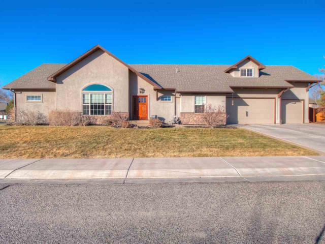 201 Mahogany Court, Fruita, CO 81521 (MLS #20176159) :: Keller Williams CO West / Mountain Coast Group