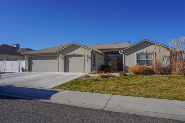 163 Winter Hawk Drive, Grand Junction, CO 81503 (MLS #20176164) :: CapRock Real Estate, LLC