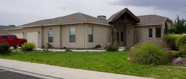 187 Sun Hawk Drive, Grand Junction, CO 81503 (MLS #20176167) :: CapRock Real Estate, LLC