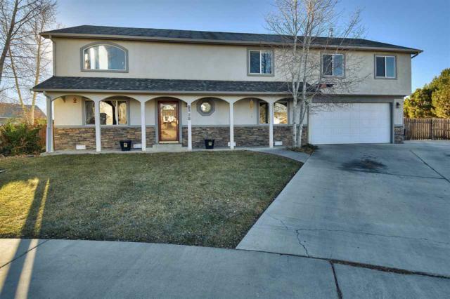 2719 Eden Court, Grand Junction, CO 81506 (MLS #20176205) :: The Grand Junction Group
