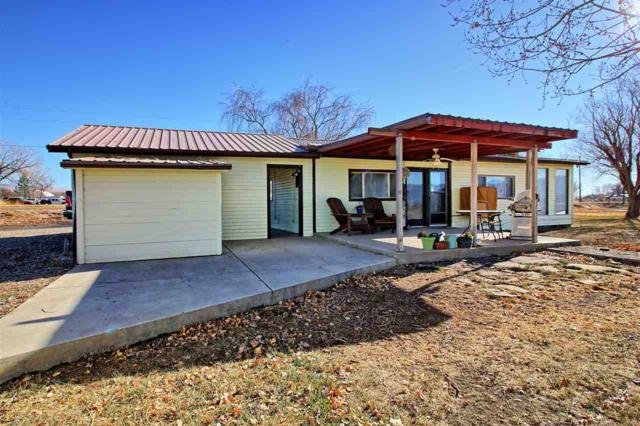 835 23 1/2 Road, Grand Junction, CO 81505 (MLS #20176211) :: The Christi Reece Group