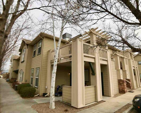 2485 Fountainhead Boulevard F-12, Grand Junction, CO 81505 (MLS #20176222) :: CapRock Real Estate, LLC