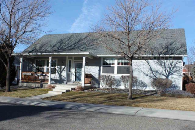 1153 Primrose Lane, Grand Junction, CO 81521 (MLS #20176245) :: Keller Williams CO West / Mountain Coast Group