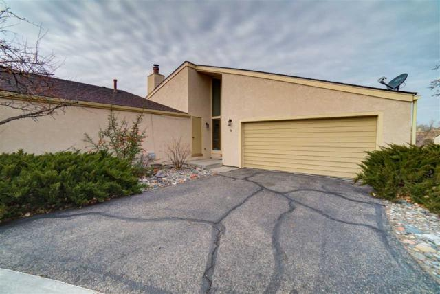 385 Explorer Court #14, Grand Junction, CO 81507 (MLS #20176249) :: Keller Williams CO West / Mountain Coast Group