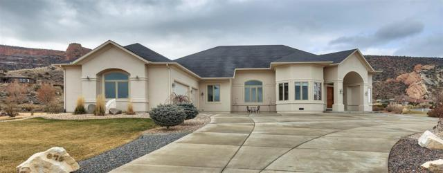 675 Curecanti Circle, Grand Junction, CO 81507 (MLS #20176313) :: The Christi Reece Group