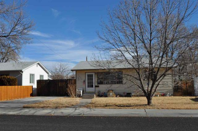 1350 N 17th Street, Grand Junction, CO 81501 (MLS #20176375) :: The Grand Junction Group