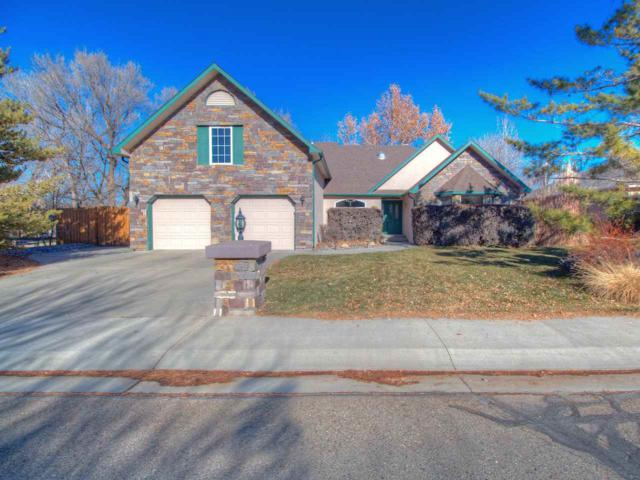 2220 Mescalero Avenue, Grand Junction, CO 81507 (MLS #20180017) :: The Grand Junction Group