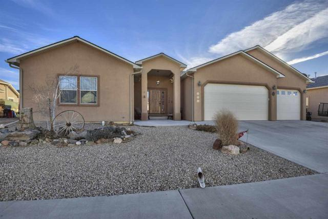 290 Mahan Street, Grand Junction, CO 81503 (MLS #20180039) :: The Christi Reece Group