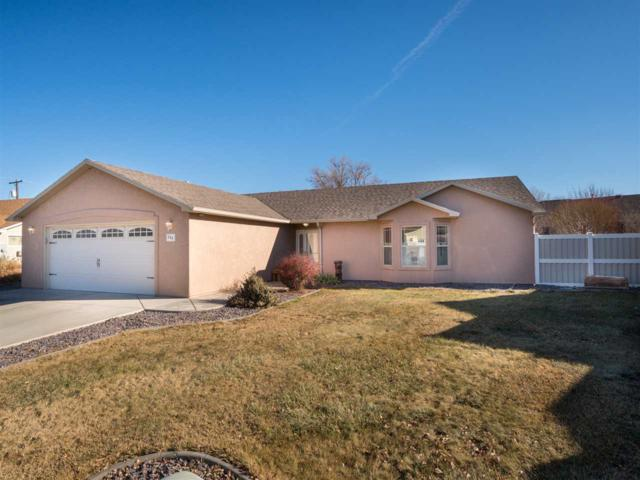 296 Rocky Pitch Road, Grand Junction, CO 81503 (MLS #20180070) :: The Christi Reece Group