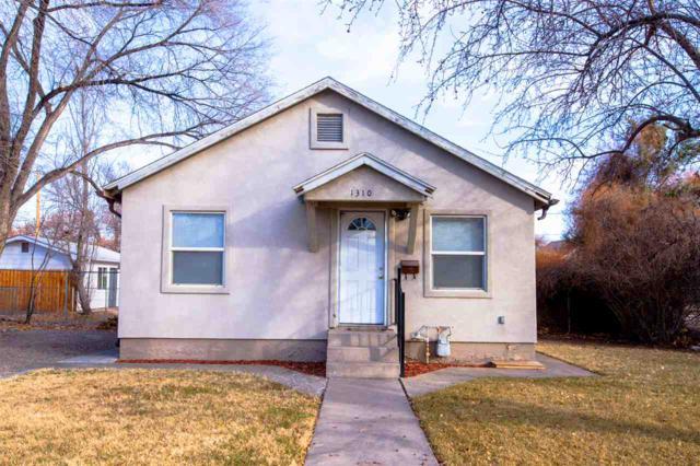1310 N 16th Street, Grand Junction, CO 81501 (MLS #20180132) :: The Christi Reece Group