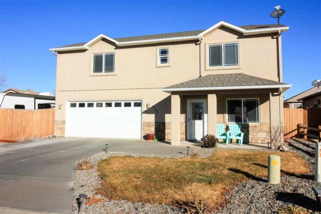 2784 Helena Court, Grand Junction, CO 81503 (MLS #20180281) :: The Grand Junction Group