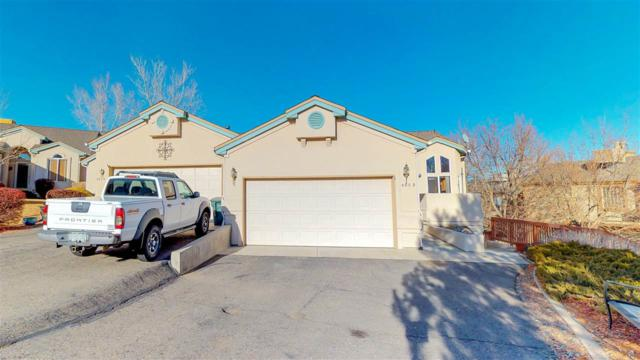 405 Sand Cliff Court B, Grand Junction, CO 81507 (MLS #20180328) :: The Christi Reece Group