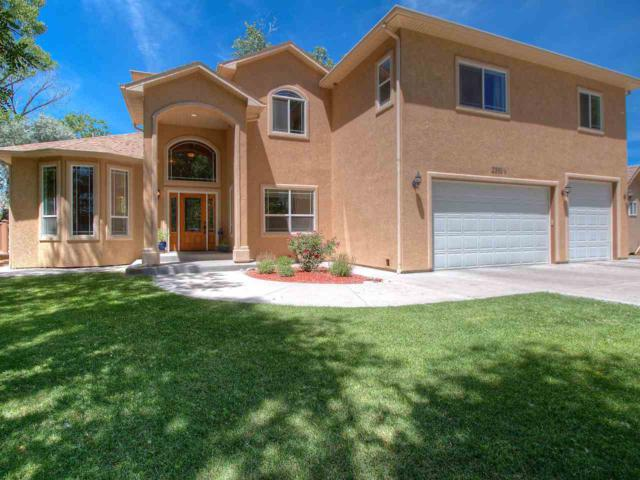 2381 1/2 S San Miguel Drive, Grand Junction, CO 81507 (MLS #20180350) :: The Christi Reece Group