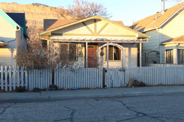 118 W 5th Street, Palisade, CO 81526 (MLS #20180378) :: The Grand Junction Group